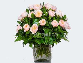 Arreglo Rosas Inglesas